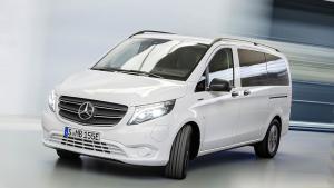 Mercedes Vito (2021)