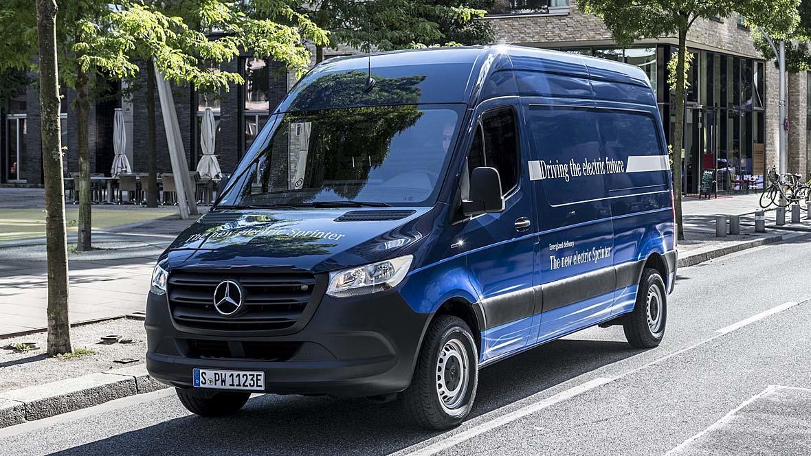 Mercedes e-Sprinter