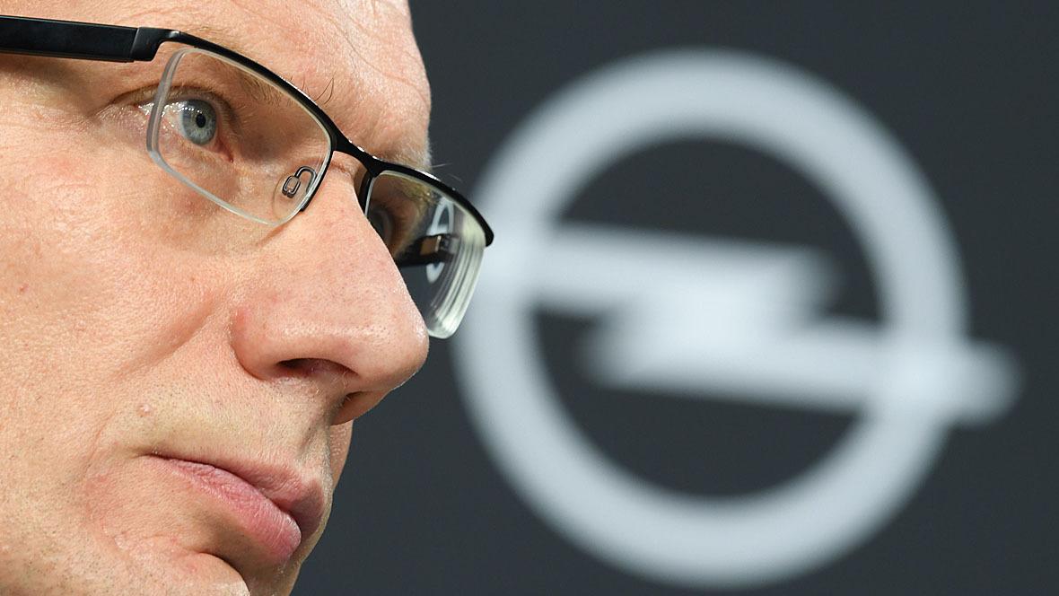 Opel-Chef beteuert, in deutsche Werke investieren zu wollen