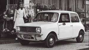 Mini Clubman 1969