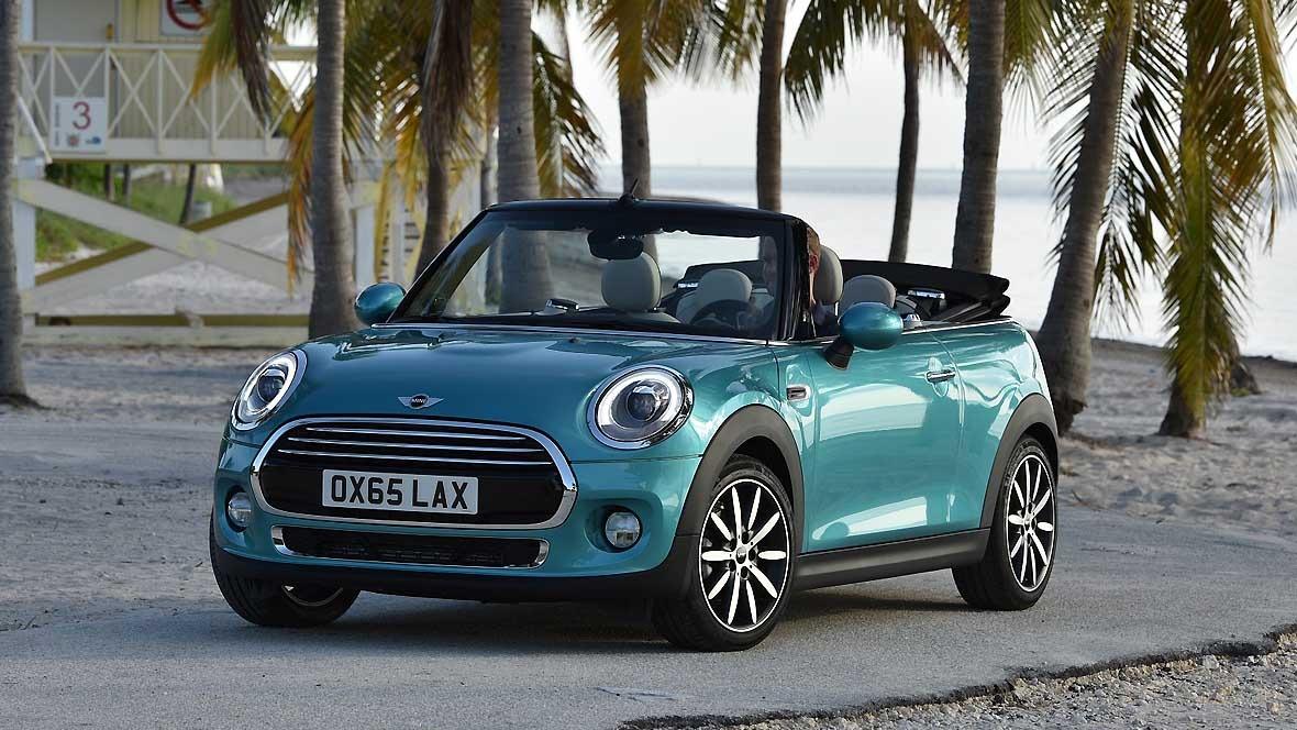 Neues Mini Cabrio Ab März Autohausde