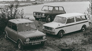 Mini 1275 GT im Clubman-Dress
