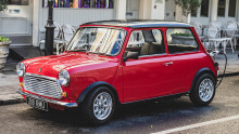 E Classic Mini Swindon Powertrains