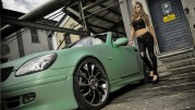 Miss Tuning bei der Performance Society