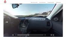 Virtuelle Probefahrt im Mitsubishi ASX