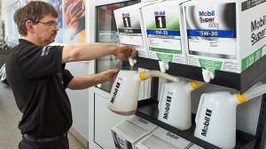 Exxonmobil 20-Liter-Gebinde