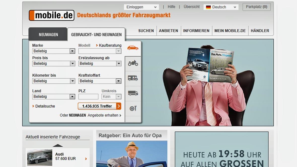 mobile de deutsch