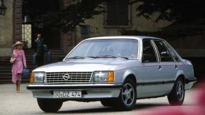40 Jahre Opel Senator