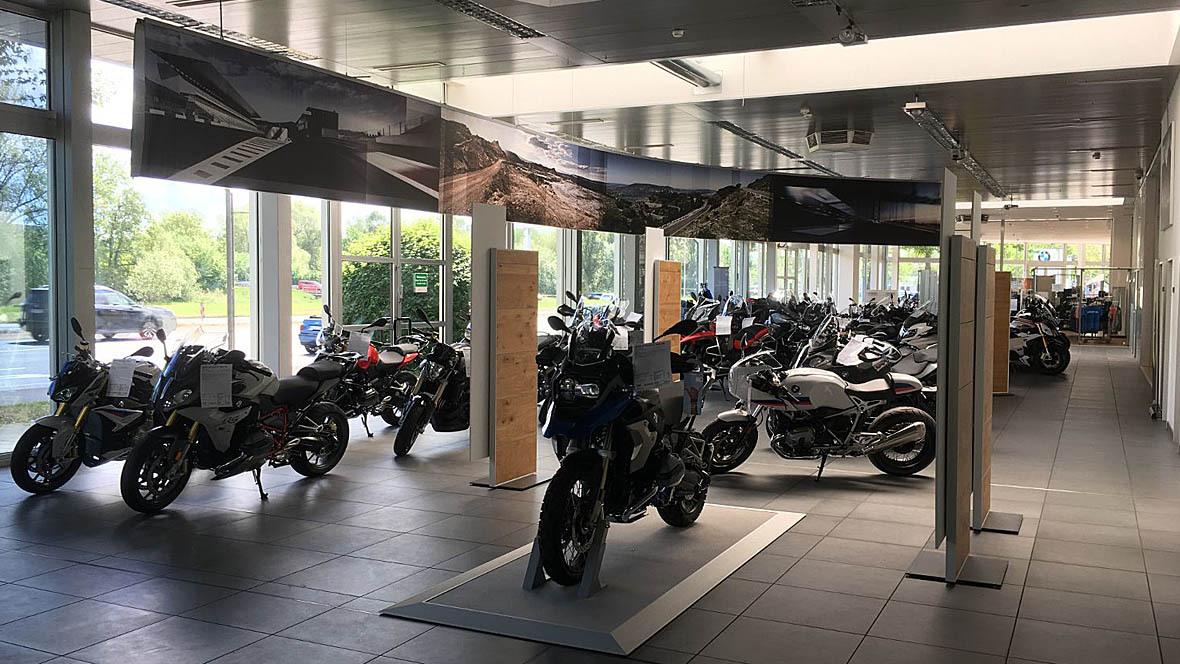 bmw motorrad zentrum kassel. Black Bedroom Furniture Sets. Home Design Ideas