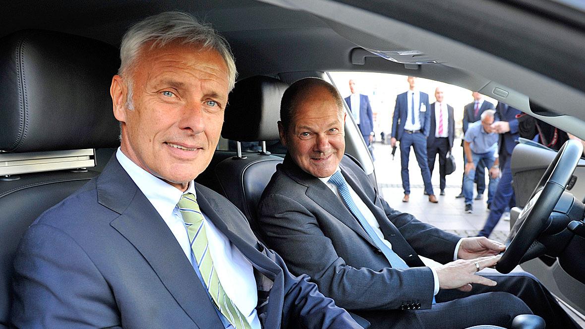 Finanzminister gegen Abwrackprämie für Diesel