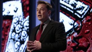 Elon Musk Rede Tesla
