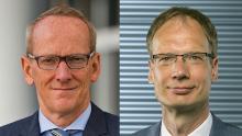 Karl-Thomas Neumann und Michael Lohscheller