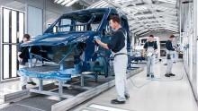 Produktion Daimler