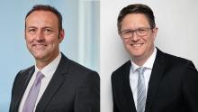 Dieter Nirschl und Jörg Helten