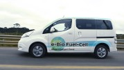 Nissan e-Bio Fuel-Cell Concept