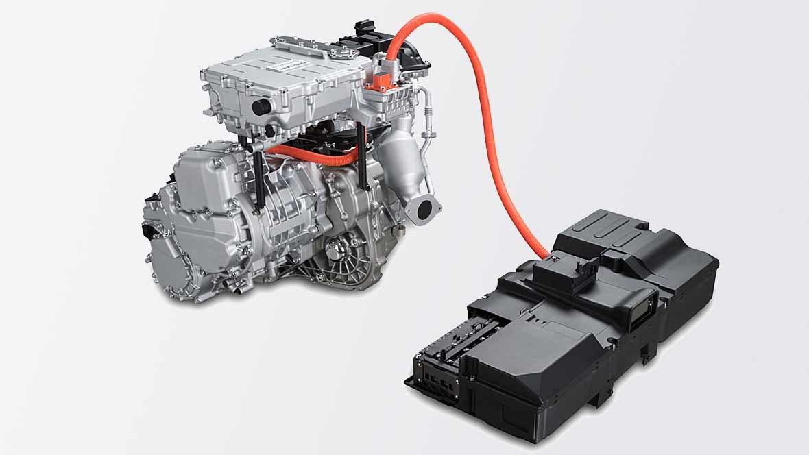 Nissan E-Power Hybridtechnik