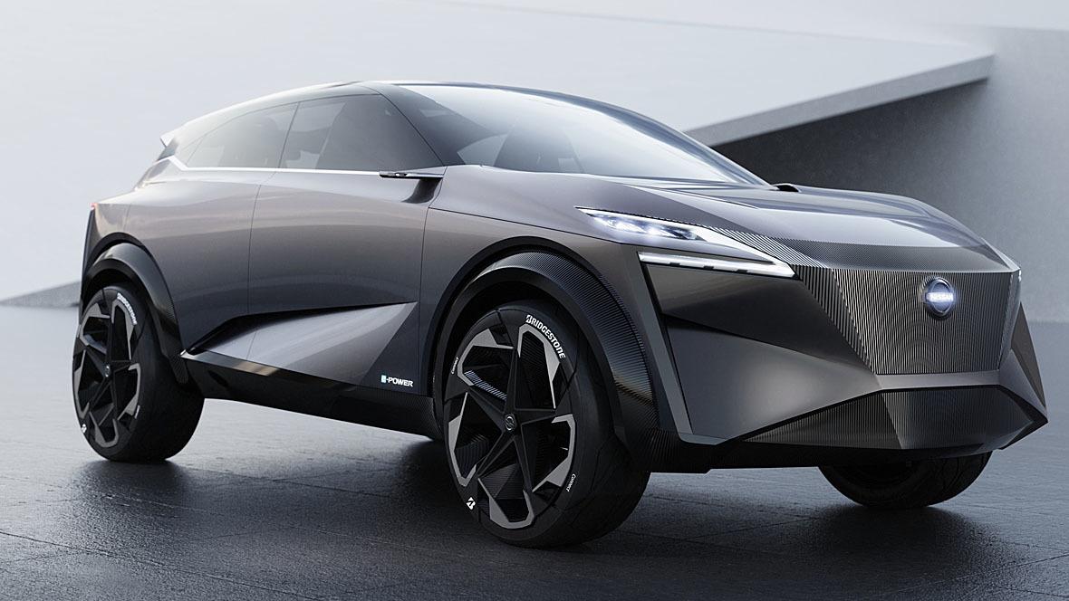 Nissan IMQ Studie