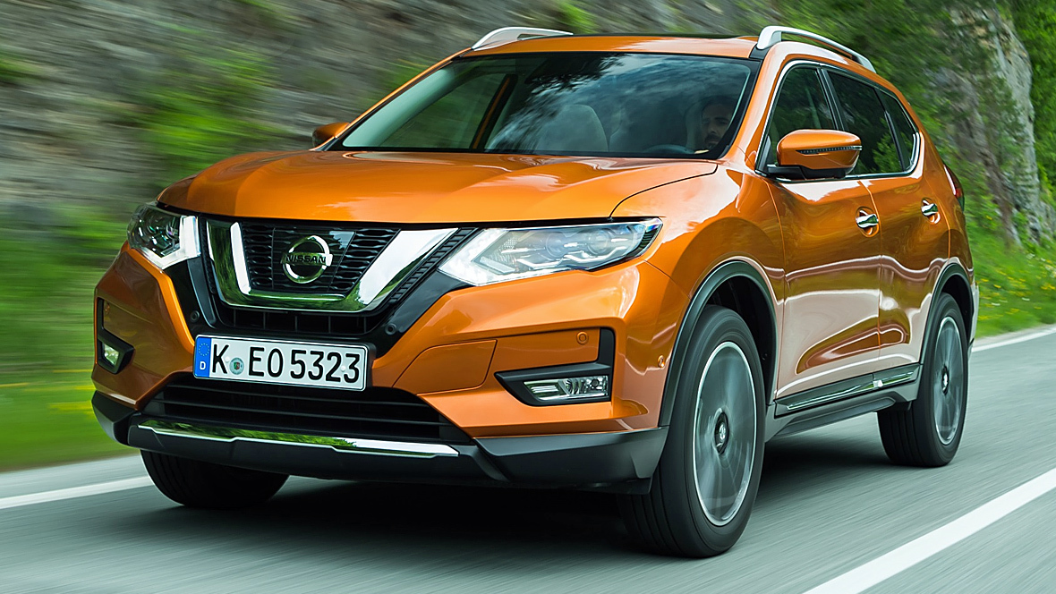 Nissan X Trail Facelift