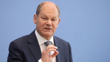 Olaf Scholz Bundesfinanzminister