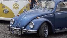H-Kennzeichen VW Käfer