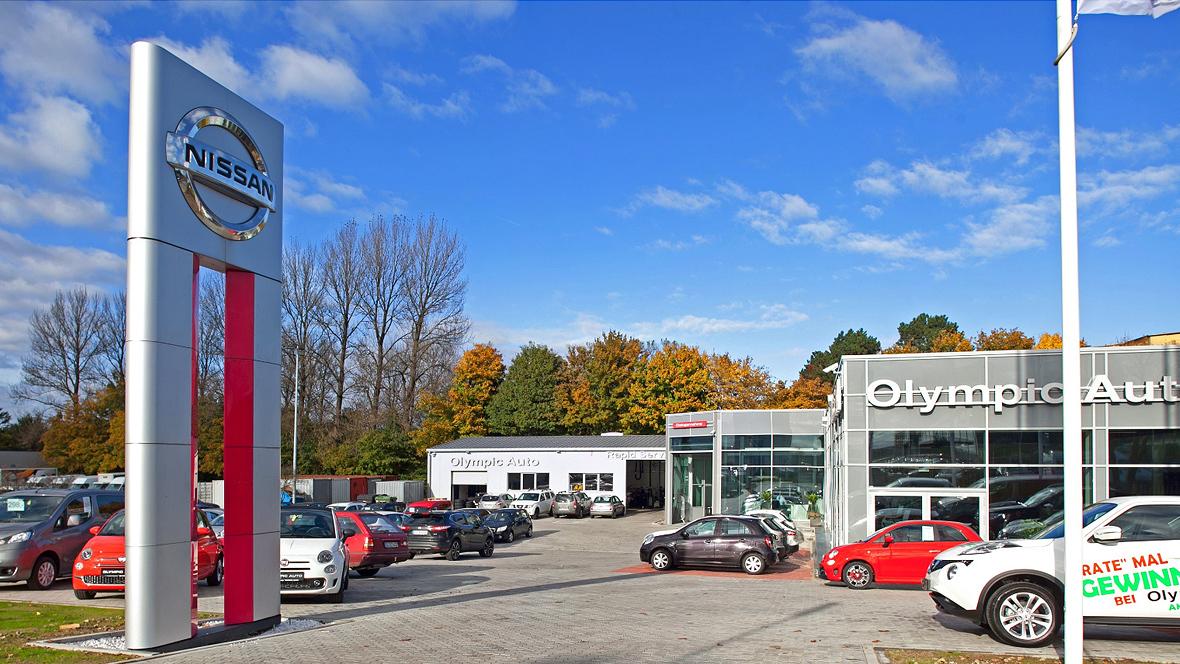 Olymic Auto Nissan Autohaus In Flensburg