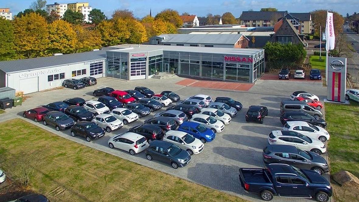 olymic auto nissan-autohaus in flensburg - autohaus.de
