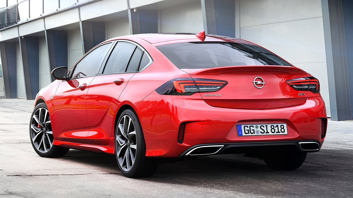 Opel Astra Facelift 2018 >> Opel Insignia GSi - autohaus.de