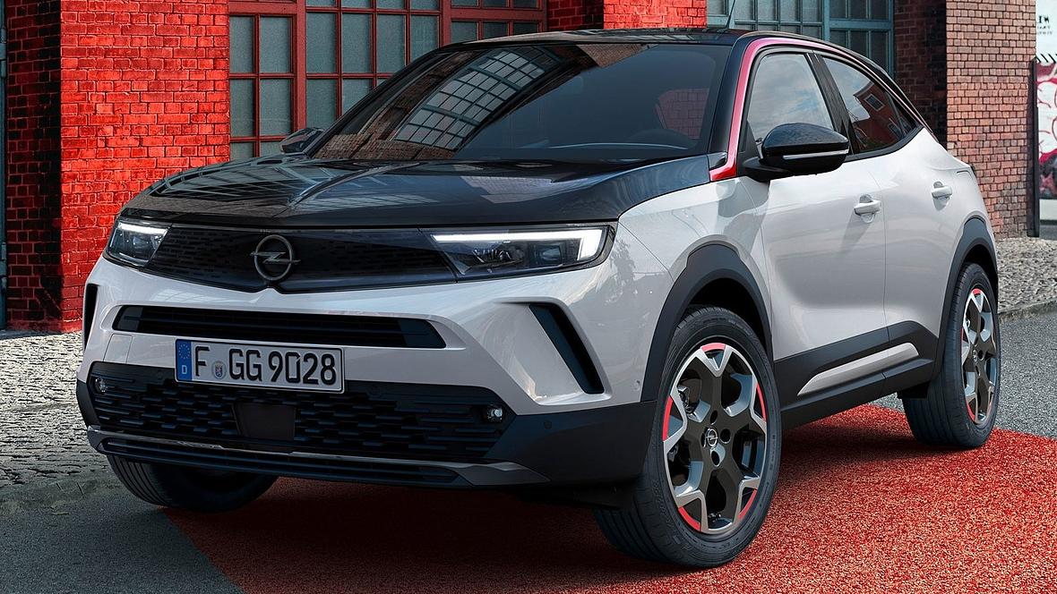 Opel Mokka (2021) - autohaus.de