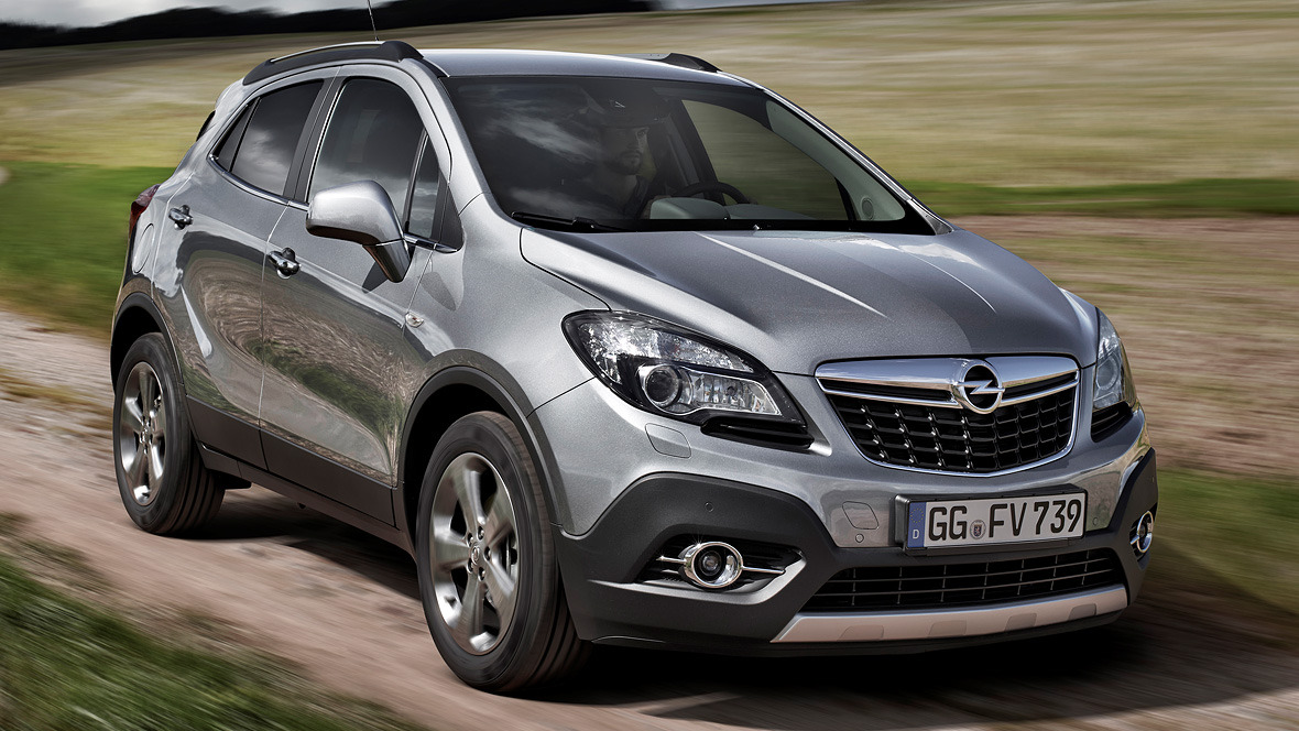 opel mokka enthront ford kuga. Black Bedroom Furniture Sets. Home Design Ideas