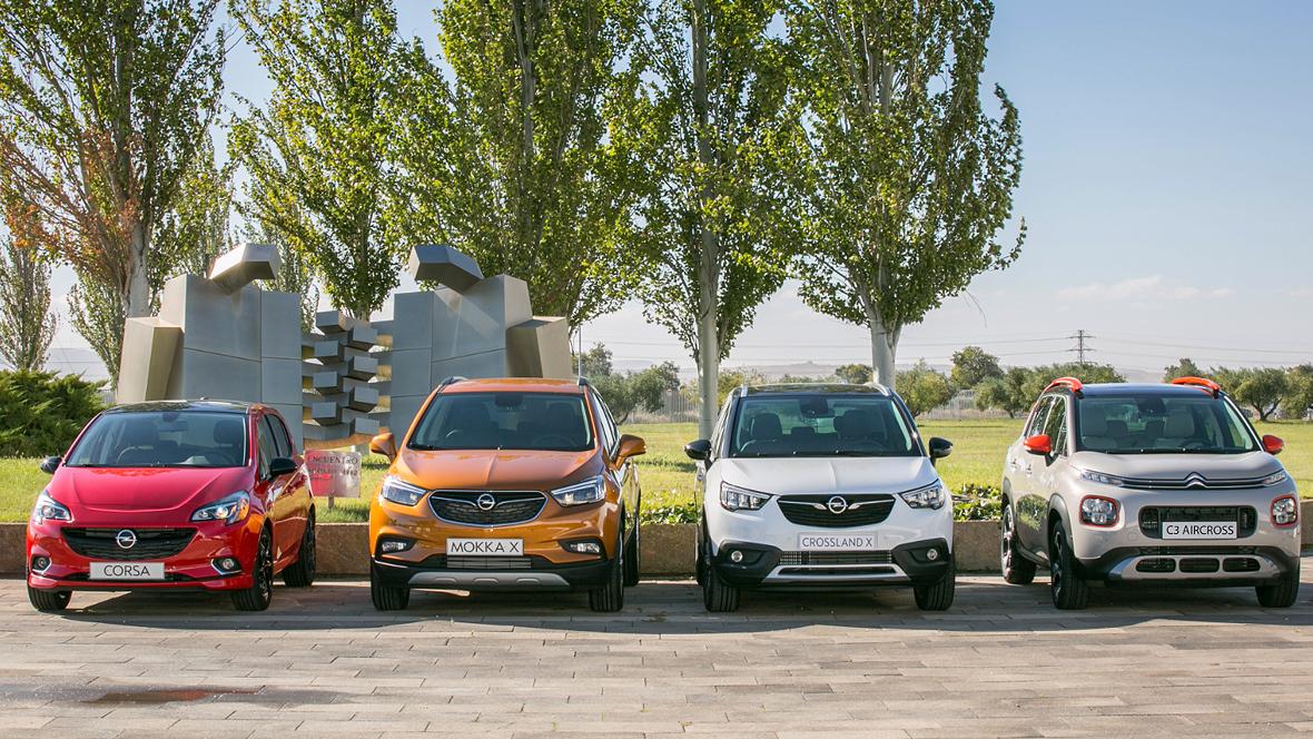 Neuer Opel Corsa rollt ab 2019 in Spanien vom Band