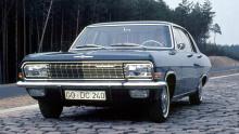Opel Admiral Oldtimer
