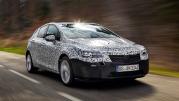 Opel Astra Testfahrt