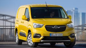 Opel Combo e-Cargo