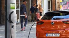 Opel Corsa-E; Laden; E-Auto; Ladestation; Elektroauto; Ladesäule