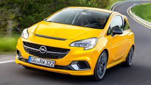 Opel Corsa GSi (2019)