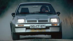 50 Jahre Opel Manta