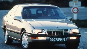 30 Jahre Opel Senator B/Omega Sechszylinder