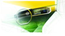 Opel Cockpit Pure Panel