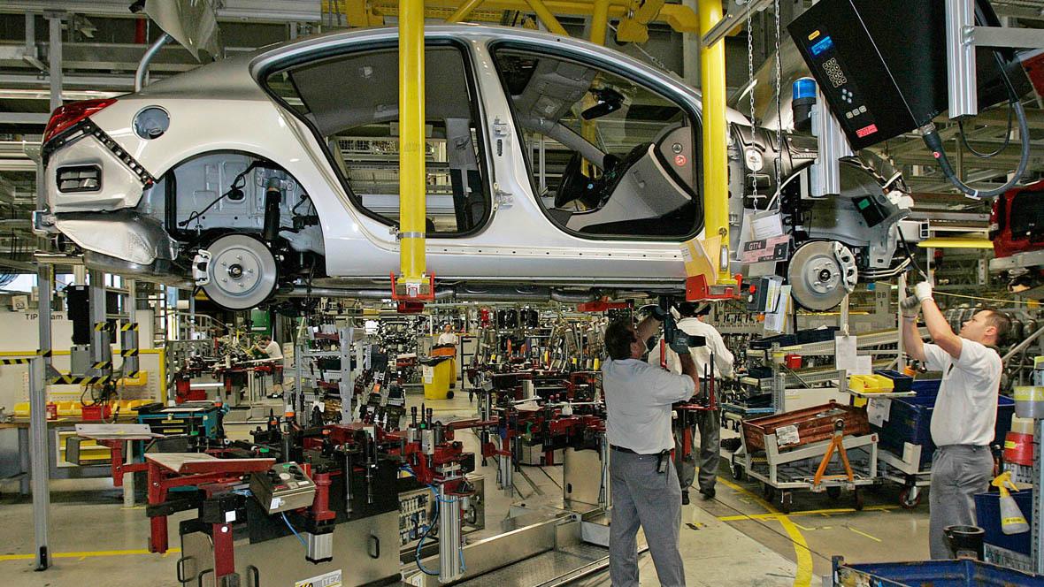 opel drosselt produktion in rüsselsheim weiter - autohaus.de