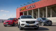 Opel SUV-Modelle