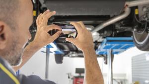 Opel digitaler Werkstattservice
