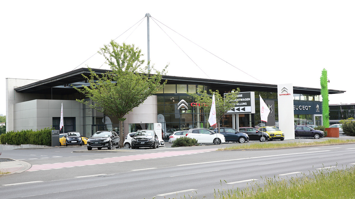dritte psa-niederlassung in köln - autohaus.de