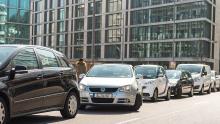 Bosch Parkplatzsuche