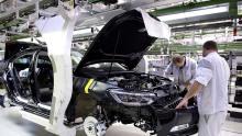 VW Passat Werk Emden
