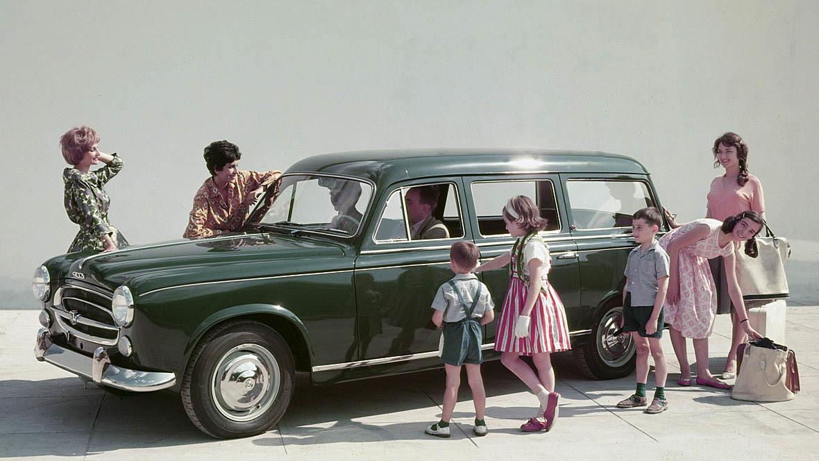 Peugeot 403 Limousine (1955)