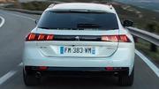 Peugeot 508 Kombi mit Plug-in-Hybrid