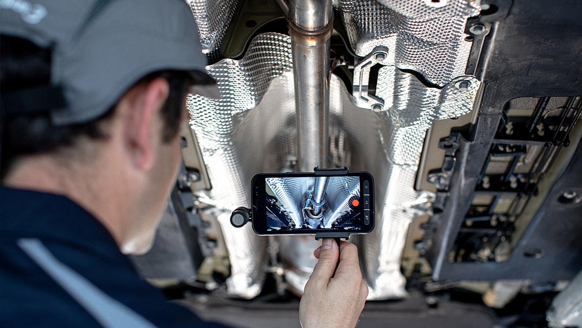Peugeot Videocheck
