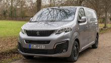 Peugeot e-Expert (2021)