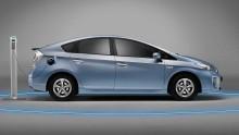 Plug-in-Hybrid Toyota