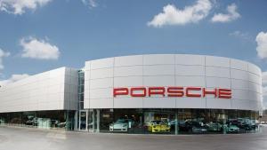 Porsche-Zentrum Hamburg Nord West